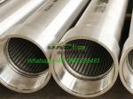 6 5/8inch OASIS Stainless Steel 304 Wire Wrapp Well Screens/Wedge Wire Johnson Screens