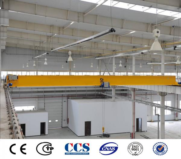 China Top 3 Quality Competitive Price Demag Style 10 Ton Overhead