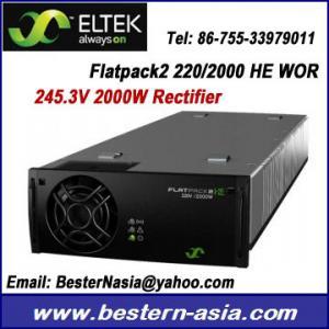 China 48v dc module rectifier Eltek 241115.815 Flatpack2 220/2000 HE WOR on sale