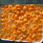 Fresh Tinned Fruit / Canned Apricots Halves In Light / Heavy Syrup