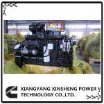 Motor diesel de 6CTA8.3-C260 Cummins, água de refrigeração para Liugong, Shantui, VOLVO, KOMAISU