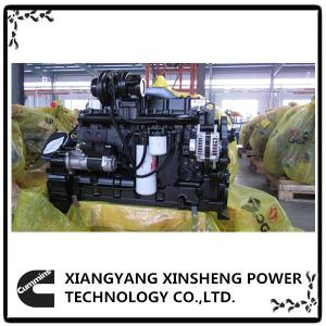 China 6CTA8.3-C260 Cummins Diesel Engine ,Water Cooled For Liugong,Shantui,VOLVO,KOMAISU on sale