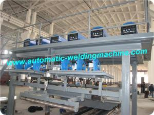 China Gas shield membrane panel welding machine for boiler and pressure vessel on sale