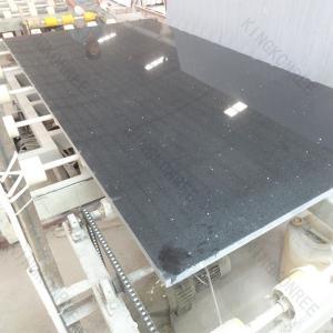 China Starlight White Marble flooring Stone Composite Stone Artificial Quartz Slab on sale