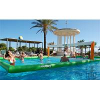water inflatable amusement park, water floating inflatable games, water inflatable playground for sale