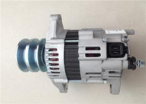 China MOGU Nissan TD27 forklift alternator / forklift accessories on sale
