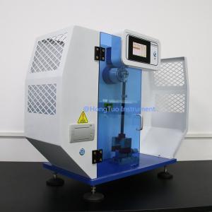 China 22j Izod Pendulum Impact Resistance Plastic Testing Machine ASTM D256 Long Life on sale