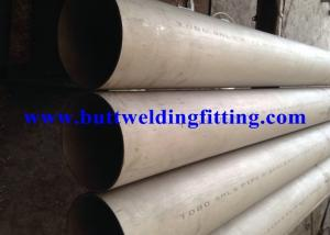China ASTM A213 TP347H tubería de acero inoxidable Sch 80 de 3 pulgadas 138 metros on sale