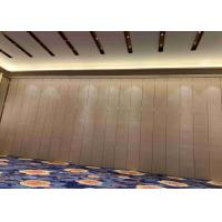China 130mm Thickness High Soundproof Wall Partition Wall For Space Division on sale