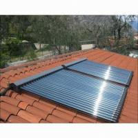 China Solar Collectors with 2mm Thickness and 4MPa Working Pressure, EN12975-certified on sale