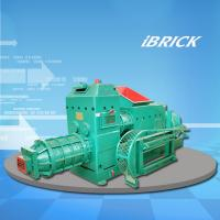 Full automatic red clay brick making machine with brick hoffman kiln (mixing machine )