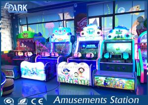 China Hardware Material Coin Operated Amusement Machines Nine Different Scenes on sale