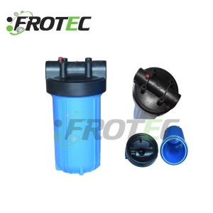 China Plastic water filter housing 10inch on sale