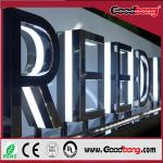 Robust Custom Partible High Quality Painting Acrylic Optional LED Light letter Signs;