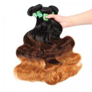 China Wholesale 8A Grade Top Quality 100% Brazilian Remy Human Hair Extension on sale