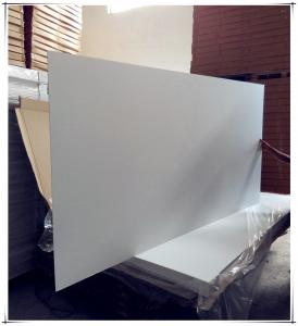 China Advertising 5mm White Foam Board , Self Adhesive 4ft By 8ft Foam Core Board on sale