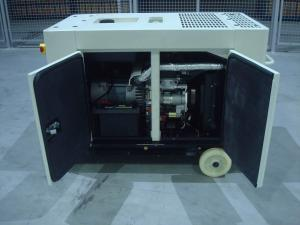 China 8kva - 35kva Kubota Portable Silent Diesel Generator D1105-BG on sale