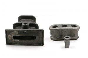 China Anti - Rust Post Tension Anchor Cast Iron Anchor Plate And Anchor Head on sale