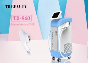 Quality Beauty Salon SHR Laser Epilator IPL Hair Removal Machine For All Skin Types Painless for sale