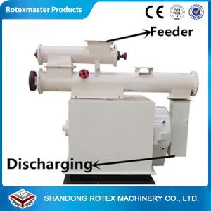 China Large Capacity Animal Feed Pellet Machine For Feed Mill , Farm , Fertilizer Plant on sale