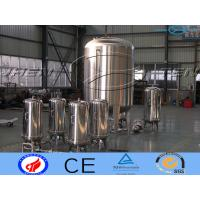Commercial Water Filters Fsi Fluoride  Industrial Filter Housings  ss316 / ss304