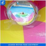 El tobogán acuático de los niños interiores de la fibra de vidrio, toboganes acuáticos comerciales modificados para requisitos particulares