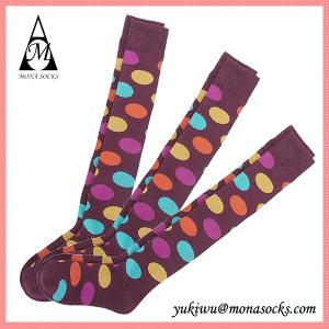 China Womens Colorful Point Cusion Boots Stockings on sale