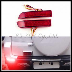 China LED Rear Bumper Reflector Tail Brake Light Parking Warning Lamps For Toyota RAV4 Previa on sale