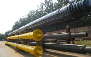China Foundation Kelly Bar Piling , Kelly Bar Rotary Drilling Machine Spare Parts on sale