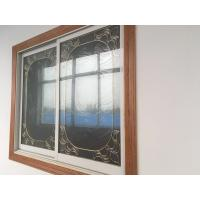 """Windows Decorative Panel Glass 22""""*48"""" UV Protection Secure Privacy"""
