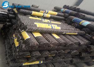 China Hot Dipped Chicken Wire mesh/gabion hexagonal wire mesh/hexagonal wire mesh on sale