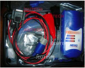 China All software Installed nexiq 125032 usb link For Hino Cummins Volvo Mack heavy truck diesel engine on sale