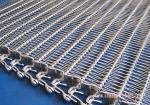 Wire Mesh SS Belt Conveyors Oxidation Proof , Stainless Steel Conveyor Chain Belt Spiral Type