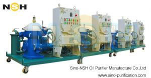 China Waste Oil Centrifuge separator Machine To Remove Impurities and Water from oil,mobile type on sale