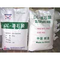 China DL-TARTARIC ACID 133-37-9;138508-61-9 on sale