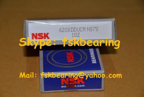 sealed NSK 6910vv deep groove ball bearing