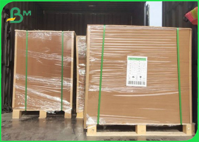 A4 A5 size food packaging Brown Butcher Kraft Paper Sheets with FDA Certificate