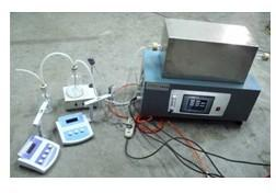 China IEC60754‐1 Halogen Acid Gas Release Measurement Tester for Cable on sale