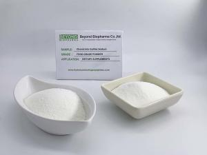 China USP Terrestrial Origin Chondroitin Sulphate Sodium With Glucosamine on sale