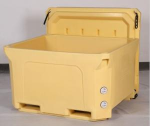 China 660L Best  selling Outdoor camping rotomolded plastic Ice Chest Cooler on sale