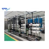 CE Passed Reverse Osmosis Water Treatment Plant for Chemical Processing