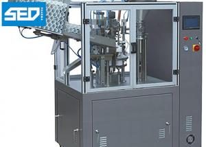 China Aluminum Tube Filling Sealing Machine Full Automatic Grade CE Approval on sale