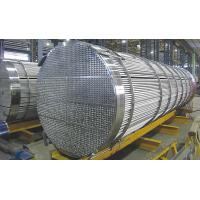 ASTM A213 Customized 321 Stainless Steel Seamless Tube For Heat Exchanger Projects,100% ET / HT/ UT