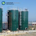 Bolted Steel Commercial Water Tanks And Industrial Water Storage Tanks