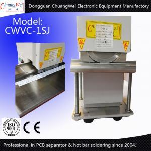 China V -groove PCB Depanel Pre Scoring PCB Separator For T8 Tube PCBA on sale