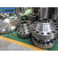 China S32750 Duplex Stainless Steel Flanges WNRF SA 182 2507 / F53 Super Duplex on sale