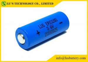 China ER10280 lithium battery 0.45Ah 3.6V 2/3AAA 10.4x28mm (ER10280) on sale
