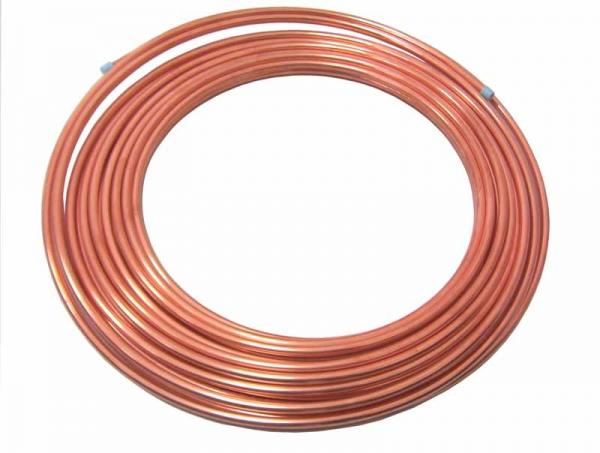 Compressor Double wall coil weld copper coated steel tube, high ...