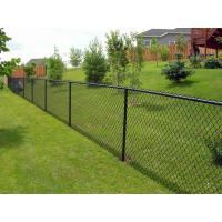 ASTM 392 standard chain link fence with 2.0 oz zinc mass