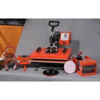 Sublimation Printing Heat Transfer Machine / Digital Combo Heat Press Machine